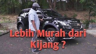 Chevrolet Trailblazer Review Indonesia