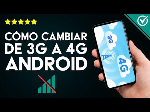 Cómo Cambiar de 3G a 4G en mi Móvil Samsung y en Otros Móviles Android
