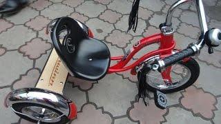 Великолепный детский велосипед от 3 лет Schwinn roadster trike 12(Schwinn roadster trike 12