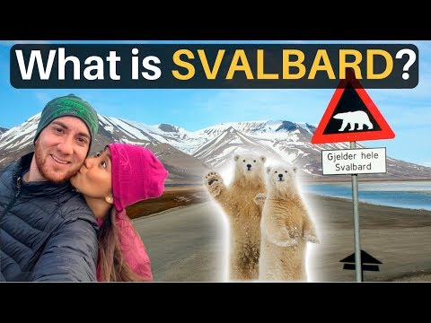 What is SVALBARD? (More Polar Bears than People!)