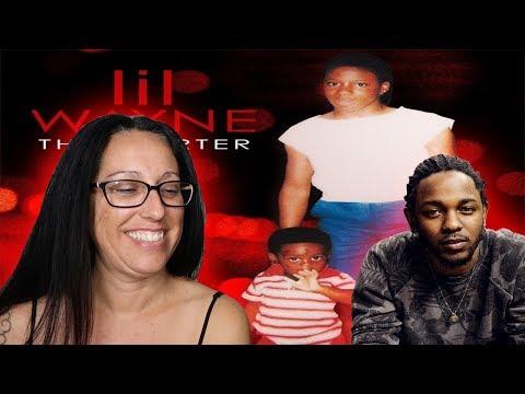 Mom REACTS to Lil Wayne ft. Kendrick Lamar - Mona Lisa