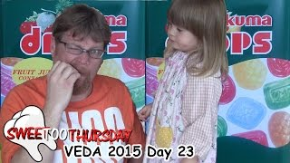 A Japanese Candy Classic, Sakuma Drops - SweeTooTHursday 52 - VEDA 2015 Day 23