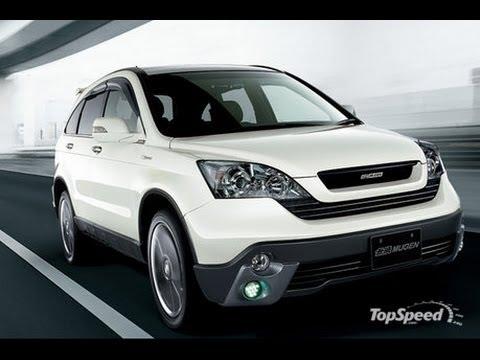 Honda Crv 2011 New Upgrades Youtube