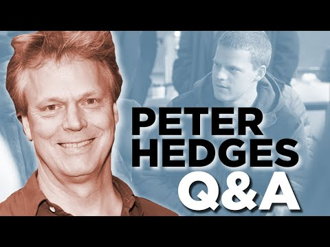 BEN IS BACK Q&A // Director Peter Hedges