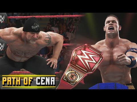 10 Key Moments from WWE 2K18 Path of Cena You Need to See