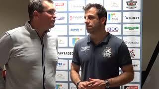 Retour par le coach Ragon Jean-René sur la défaite face à Roc Aveyron