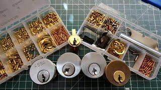 (1160) Un-Obtainium Now Available! Assa Locks & Security Pins!