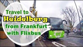 видео Автобус Киев - Вюрцбург