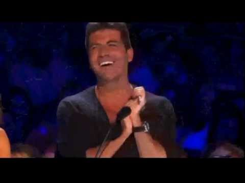 FUNNIEST X FACTOR AUDITION EVER!!