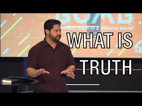 Truth Bomb, What Is Truth - Live Stream