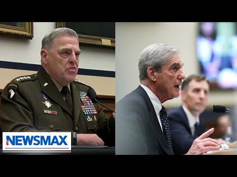 Trump Senior Advisor: General Milley is the military's Robert Mueller | National Report