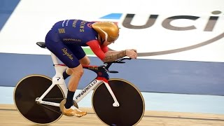 REPLAY / Bradley Wiggins #UCIHourRecord Attempt - London (UK)
