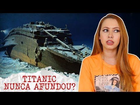 O TITANIC NUNCA AFUNDOU?