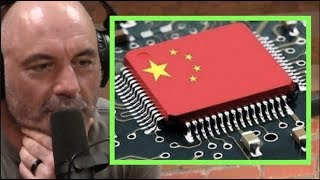 Rogan Talks to Futurist About Tech Battle with China