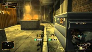 Deus Ex: Human Revolution (PC), Part 053: Let