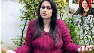 Beautiful Host Ayesha Jahanzeb Goes on another way with Hareem Shah