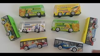 Video for Kids Bus - Kids Toys Bus for Kids Unboxing