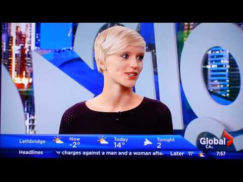 DNA Dash on Global TV | UCalgary