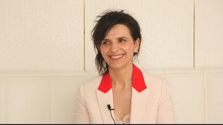 Cannes 2017 : Juliette Binoche sous un beau soleil