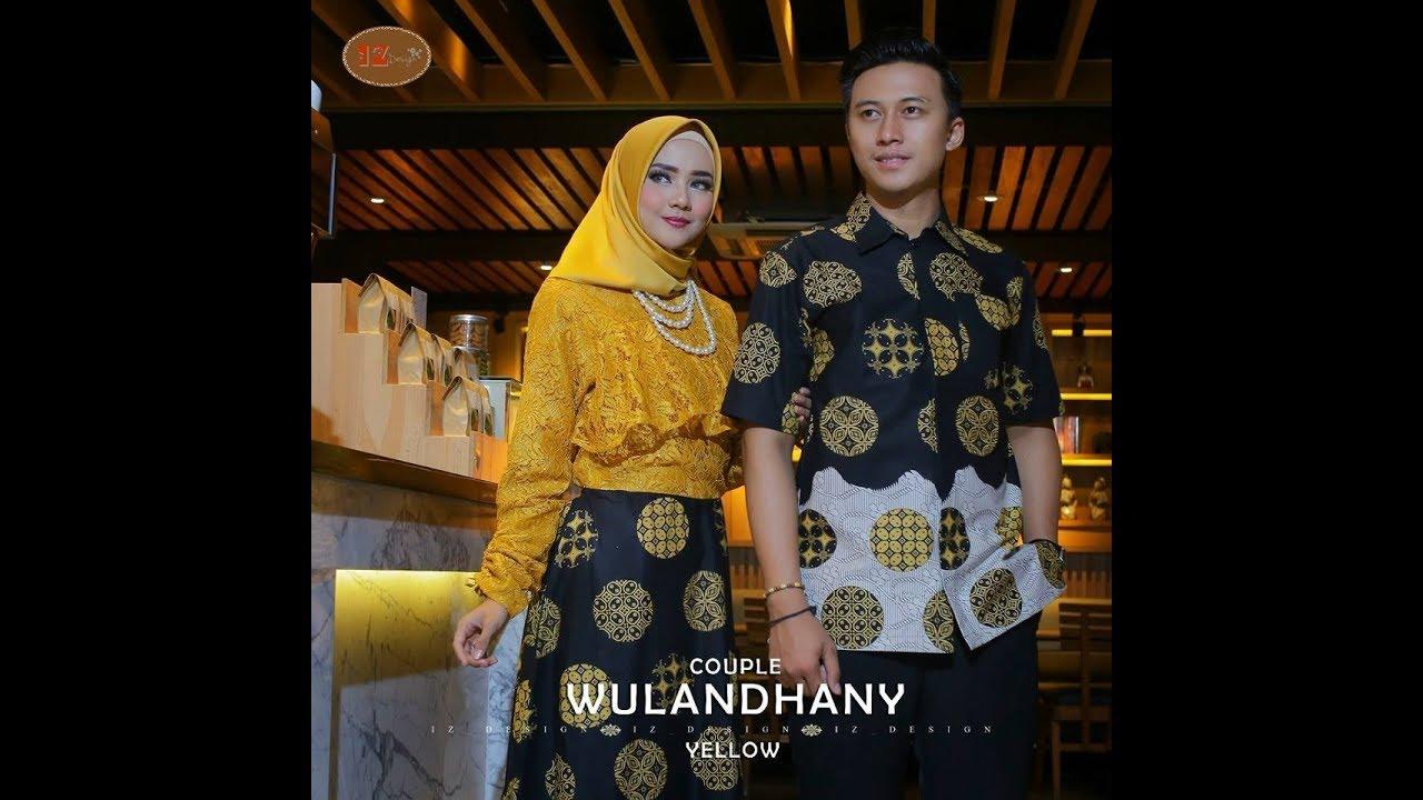 Model Baju Pesta Batik Keluarga 2018 Terdiri Dari 2 Model Youtube