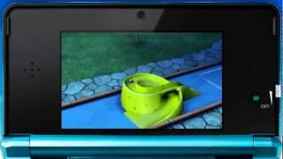 FUN! FUN! Minigolf TOUCH! Trailer - Nintendo 3DS (e-Shop)
