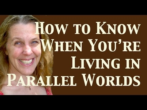 How to Know When You're Living in Parallel Quantum Universes