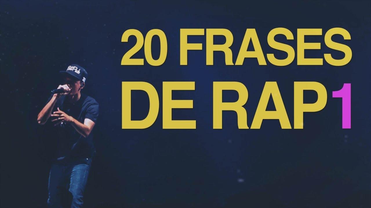 20 Frases De Rap De Los Raperos Más Exitosos