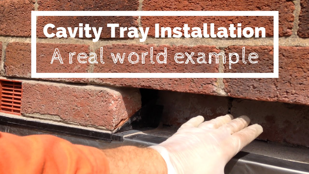 Diy Cavity Tray Installation Type E Cavitrays Youtube