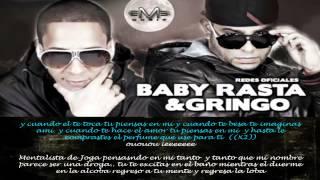 Piensas En Mi - Baby Rasta & Gringo (Con Letra ORIGINAL) ★REGGAETON 2012★ / Los Duros 2012