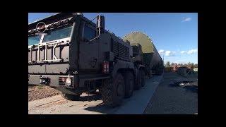 В Марий Эл прошли испытания новейшего военного  тягача