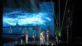 Justin Bieber at Billboard Music Awards at T Mobile Arena 5/22/16