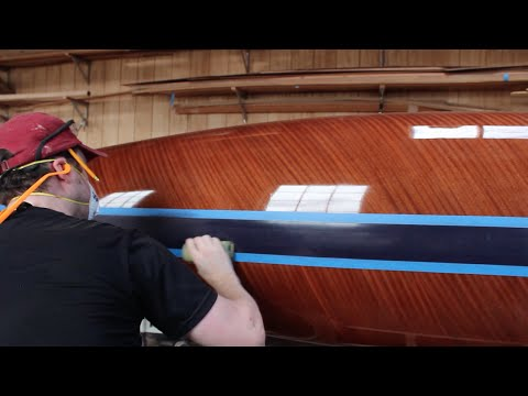 Wooden Sub Combines Craft and Innovation