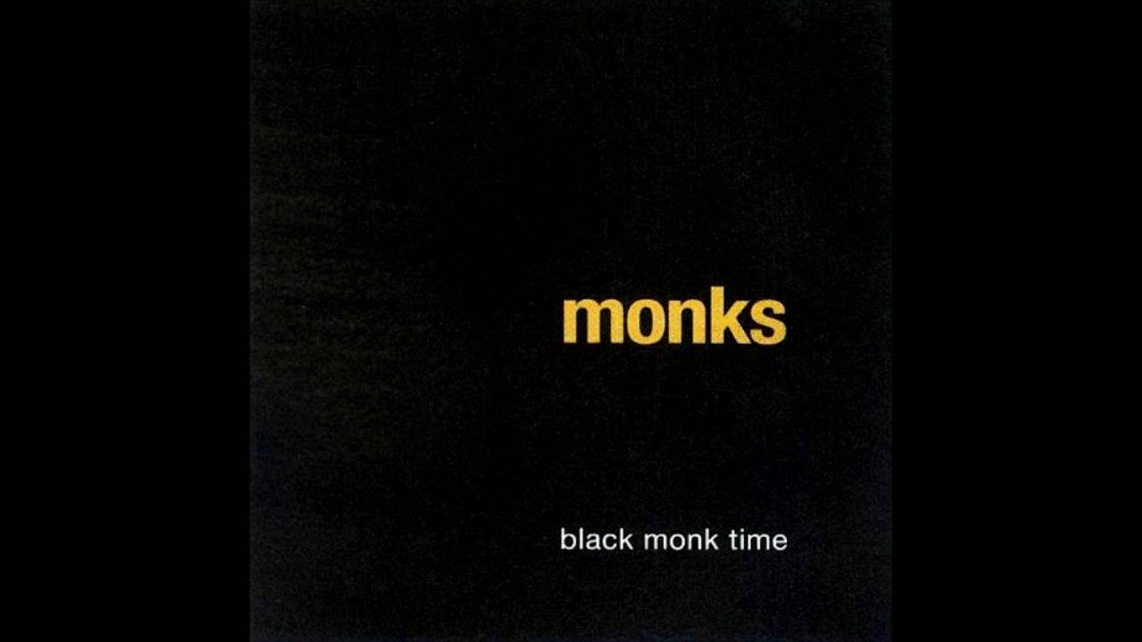 The Black Time Monk Monks 120