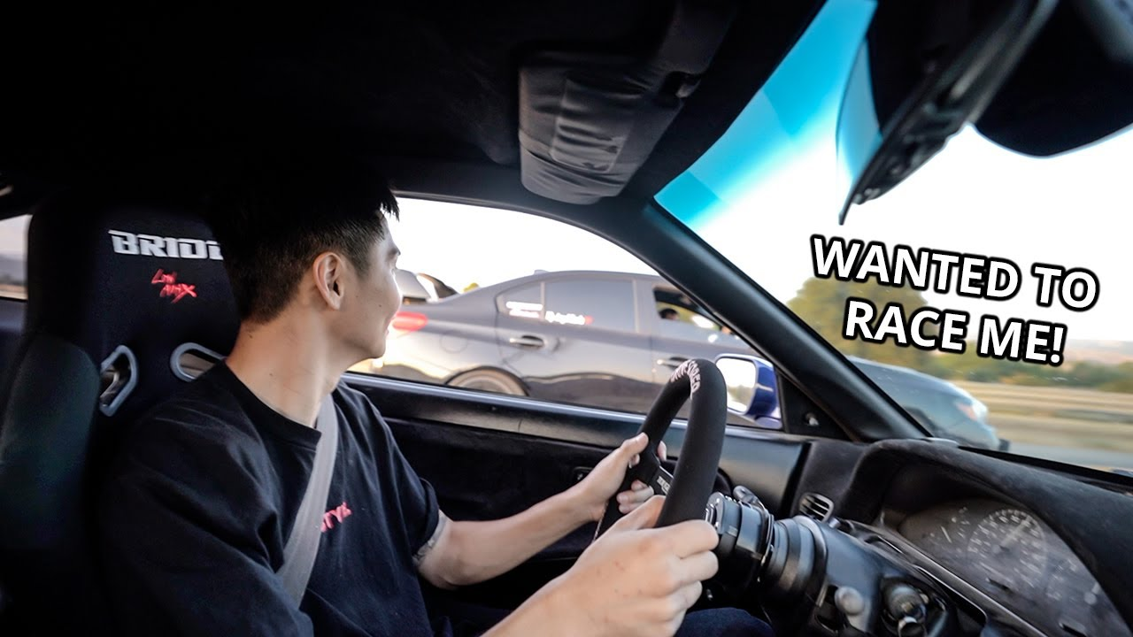 STI OWNER WILL NOT LEAVE ME ALONE! (GETS GAPPED)