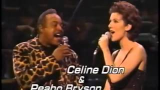 Download Beauty and the beast c.dion 1994 ( en duo avec Peabo Bryson ) MP3 song and Music Video