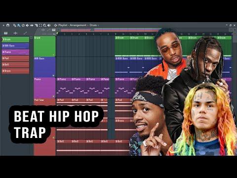 Tutorial Cara Membuat Musik HIP HOP