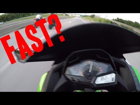 2014 Kawasaki Ninja 300 | First Ride