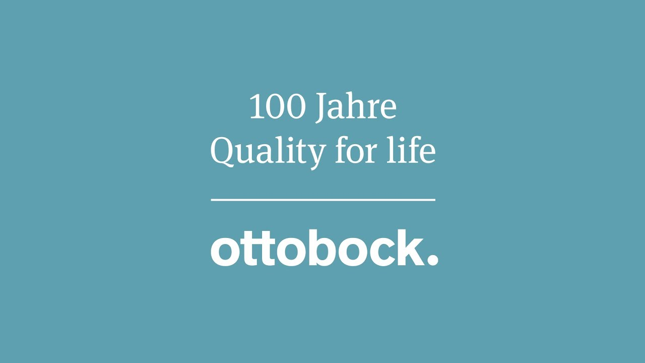 Download 100 Jahre Ottobock - Festakt im Historischen Rathaus Duderstadt   Ottobock