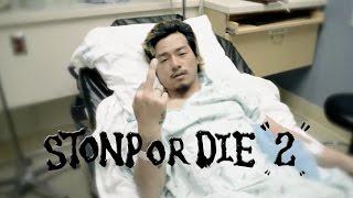 Stonp or Die 2 - Feat. Kazuhiro Kokubo, Takaharu Nakai, Shoma Takao [HD] 中井孝治 検索動画 11