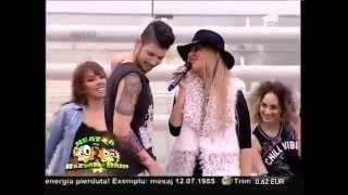 """Lidia Buble feat. Adrian Sînă - """"Noi simțim la fel"""""""