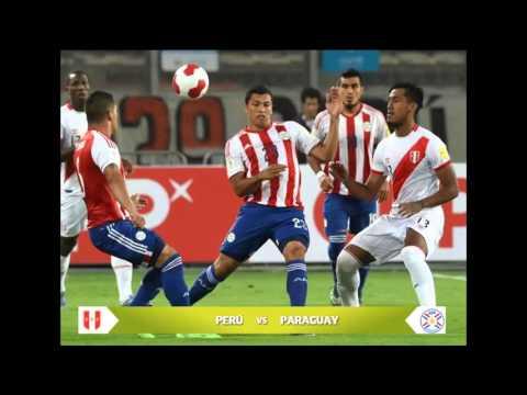 Perú 1 - Paraguay 0 [PARTIDO COMPLETO] [AUDIO] [Exitosa Deportes]