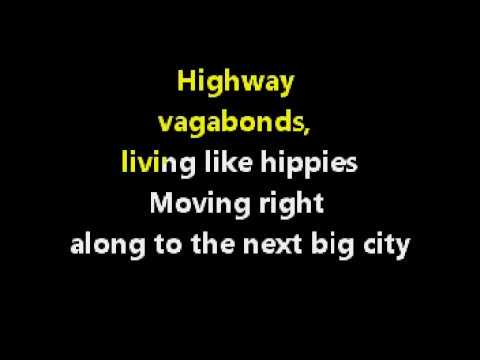 Highway Vagabond (In the Style of Miranda Lambert) (Karaoke with Lyrics)