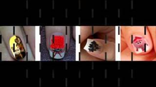 Маникюр с фото-нейл-арт.Презентация технологии.