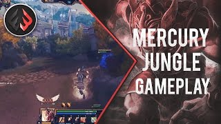 mercury one of the best level 2 fighting kits smite weak3n