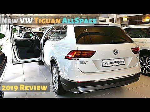New VW Tiguan AllSpace 2019 Review Interior Exterior