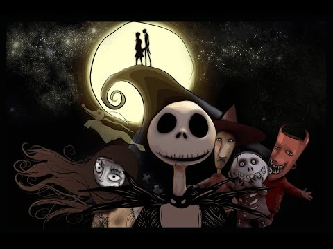 The Nightmare Before Christmas Hip Hop Beat {Rap Instrumental ...