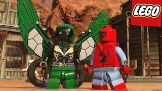 ACHE  A ARMADURA DO ABUTRE DE VOLTA AO LAR  LEGO Marvel Super Heroes 2 EXTRAS 8 PT BR