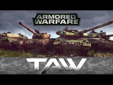 [ENG] [NA] KalaniJ plays Armored Warfare Tier 8 M1A1 Abrams PVE