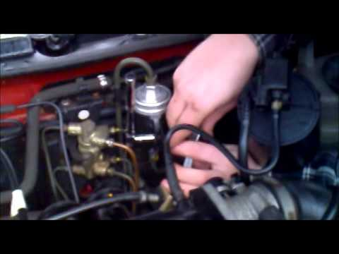 how to change a fuel filter for rover mg models 200 25 zr 2011 ford expedition fuel filter location mg fuel filter location #8