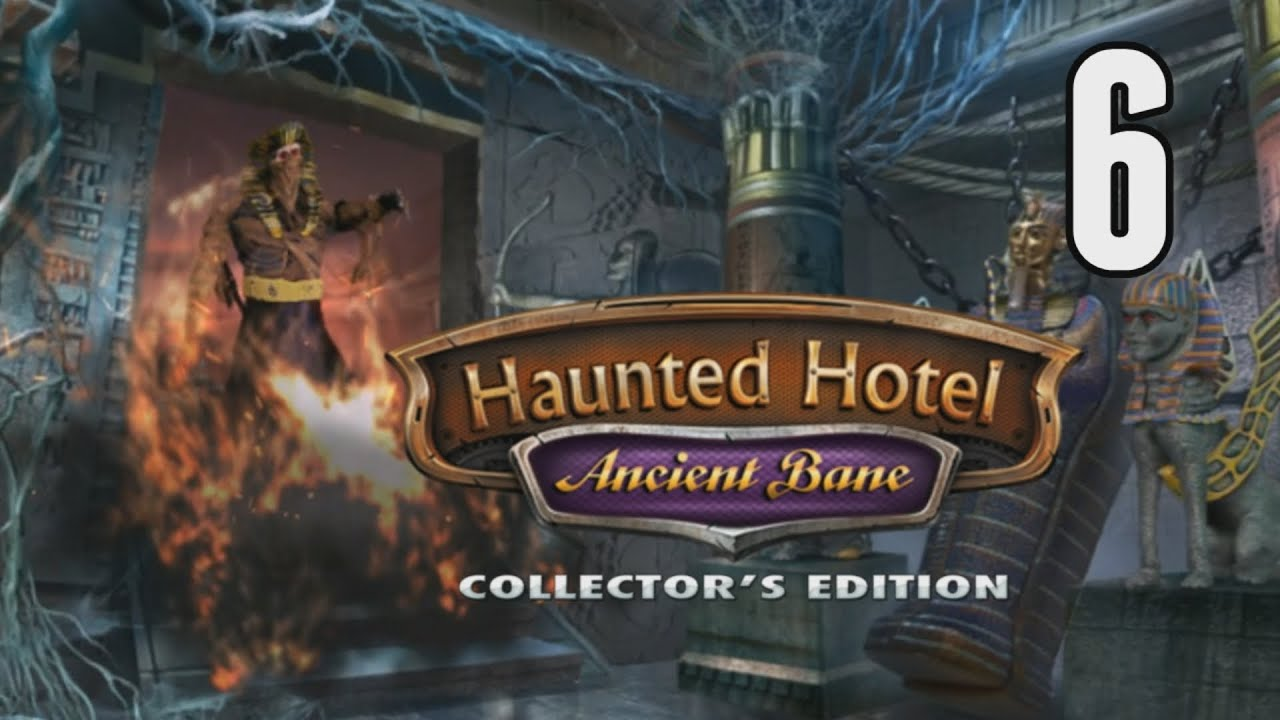 Haunted Hotel 6 Ancient Bane Ce 06 Withyourgibs
